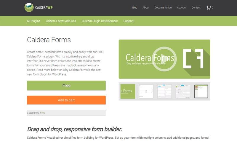 caldera-forms