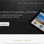 La primera tienda de plantillas WordPress hispana: CPOThemes en Español