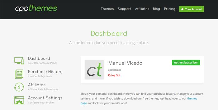 Cómo crear páginas con acceso restringido en WordPress