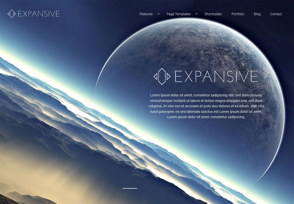 expansive-wordpress-theme