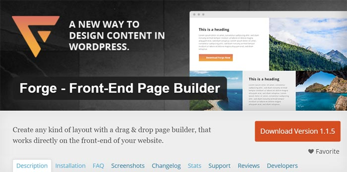 forge-page-builder