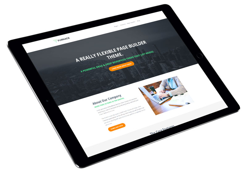 furnace-wordpress-theme
