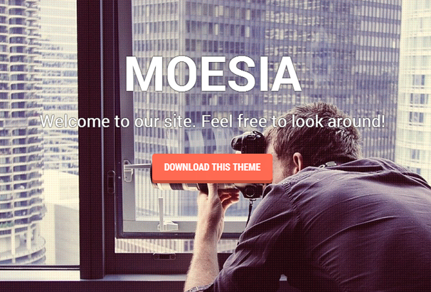 Moesia Free WP Theme