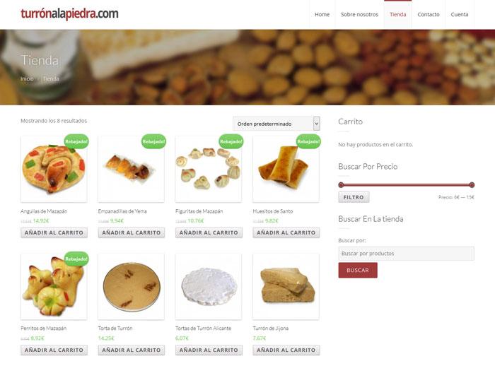 Una tienda online con WooCommerce, montada en menos de una tarde.