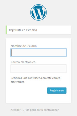 registro-wordpress